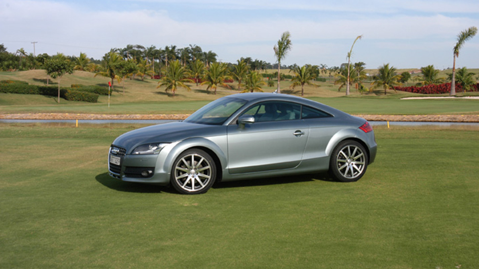 Lançamento Audi TT