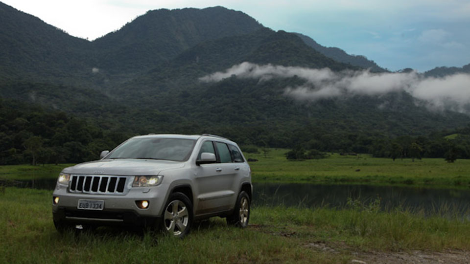Lançamento Jeep Grand Cherokee