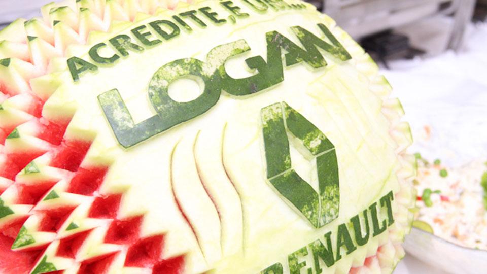 Lançamento Novo Logan 2013