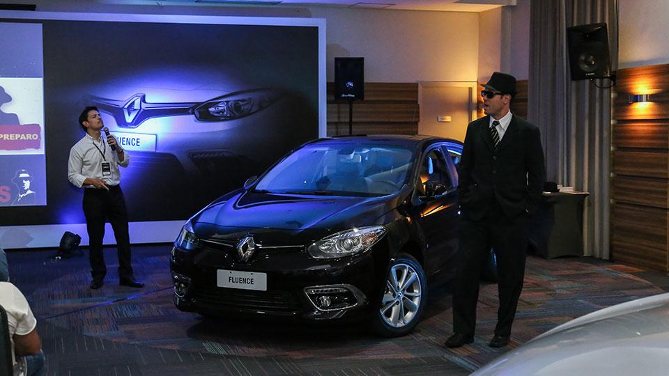 Lançamento Novo Renault Fluence 2014