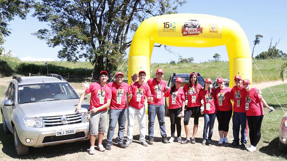Rallye de Talentos 2014